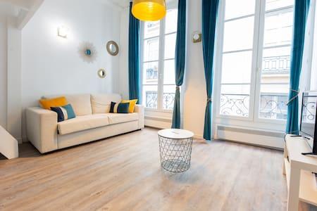 Studio cosy en plein Paris centre Notre Dame