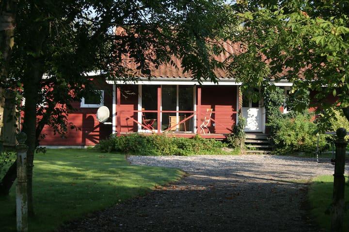 Ferienhaus Nissen - Ockholm