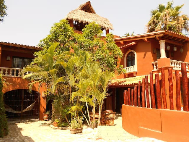 Villa Coati - Three or Four Bedroom Ensuites - Sayulita - Villa