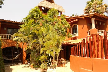 Villa Coati - Three or Four Bedroom Ensuites - Sayulita