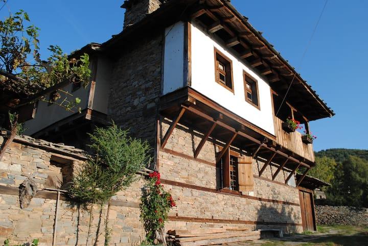 Стая със спалня, Къща Кануш Войвода, Ковачевица