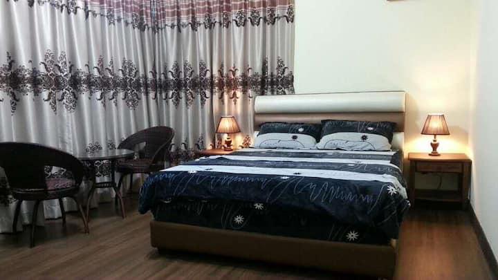 Sandakan Sunshine comfy home