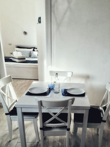 Fregene Airport Blue Fish Apartment - Fiumicino - Apartemen