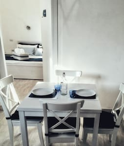 Fregene Fiumicino Airport Blue Fish 1 Apartment