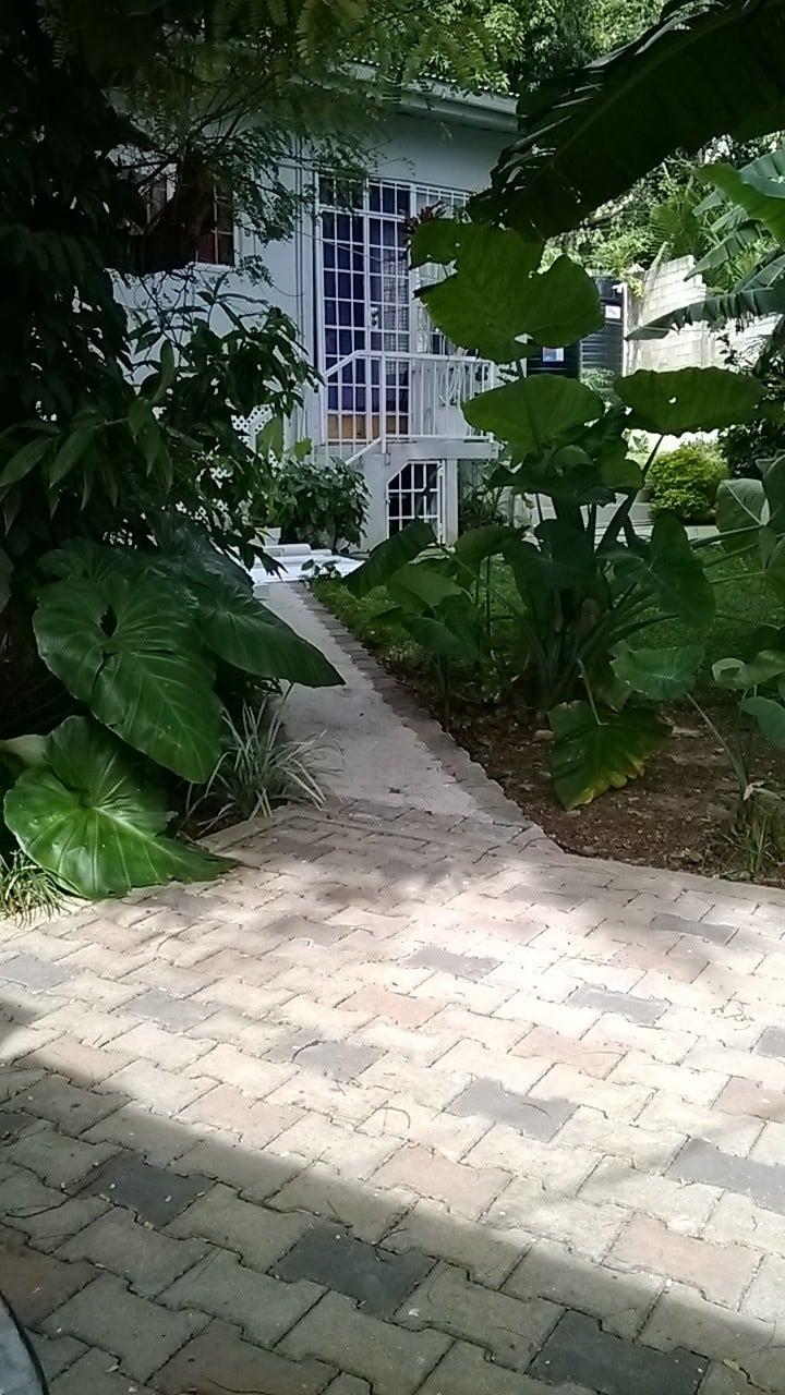Tamarind and Tea house on island of Trinidad (T&T)