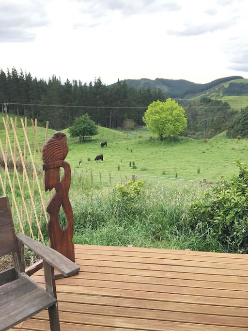 Glenlands Glamping - Farm stays for