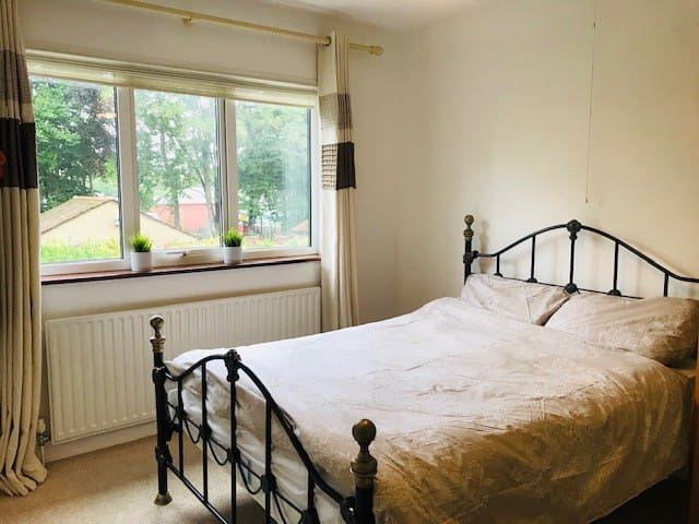 Lovely and spacious double bedroom in Chiswick