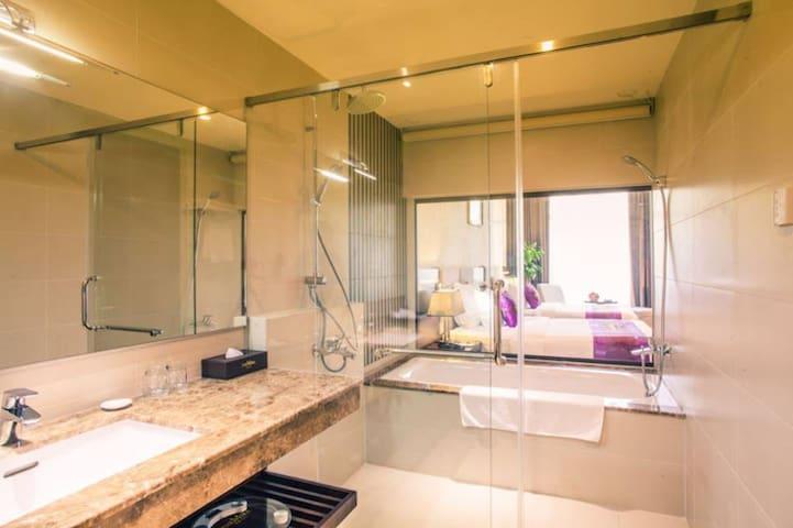 Thong Nhat , Di An Beauty Room To Share - Thị xã Dĩ An - 一軒家