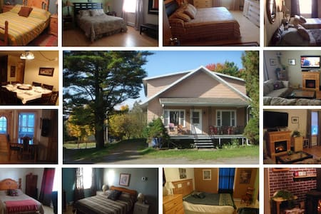 chambres dans une famille hôte (bed and breakfast) - Quebec