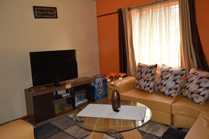 Affordable furnished 1 bedroom apartments,Nairobi