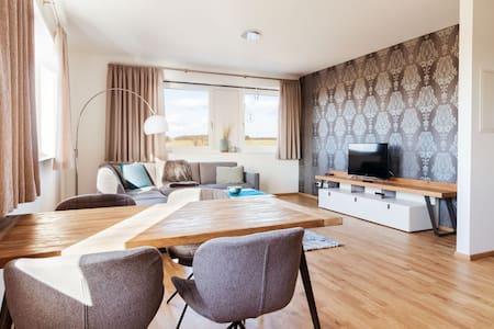 Moderne 80m² Wohnung im Boardinghouse Massing - Massing - Apartment-Hotel