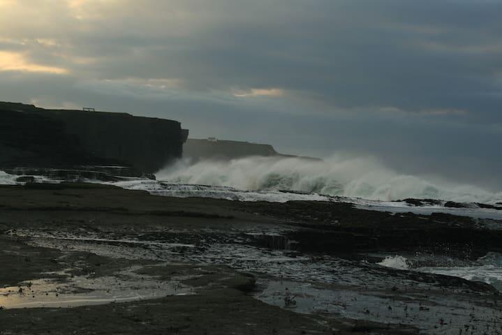 Kilkee by the sea - Kilkee - Bed & Breakfast