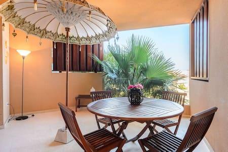 Playa den Bossa BEACH-APARTMENT groups of 12 Pers