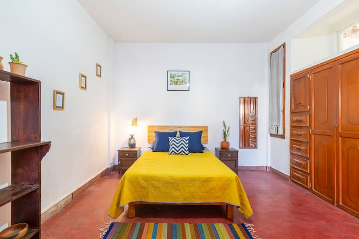 Room Alegria, a unique oaxacan experience