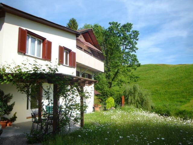Wohnung möbliert im Diemberg - Eschenbach - Byt