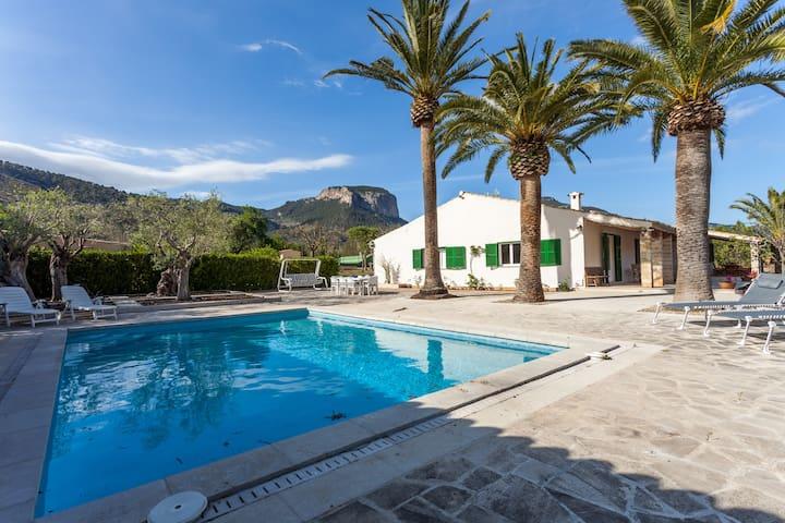 Amazing villa in Alaro - Alaró - Huis