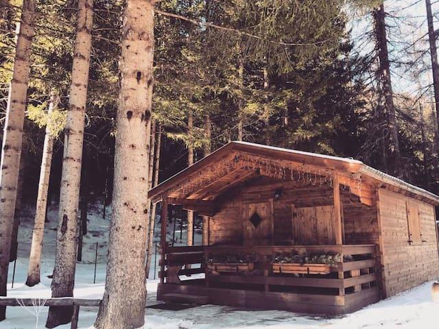 Lo Chalet di Montagna - Cortina d'Ampezzo - Hotel ekologiczny