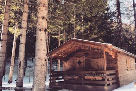 Lo Chalet di Montagna - Cortina d'Ampezzo - Домик на природе