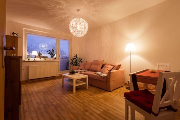 Wohnung mit Ausblick über Quedlinburg