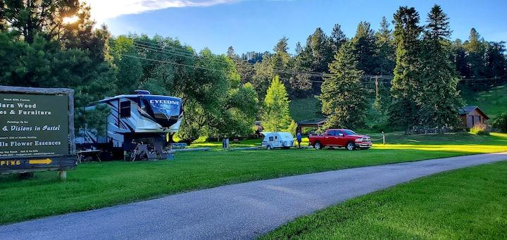 Plenty Star Ranch - Full RV Camping Site 3 of 3