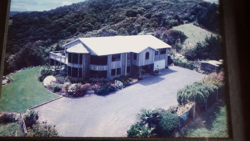 Hill Top House. Family friendly - Haruru - Bed & Breakfast