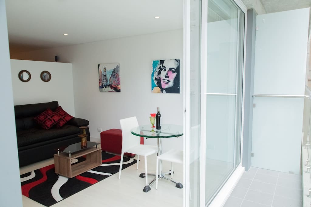 Living room - valcon