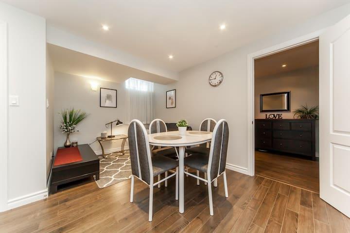 1-bdrm apartment