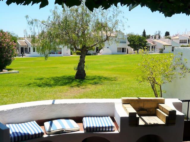 Green Garden Villa @ Pedras D'el Rei