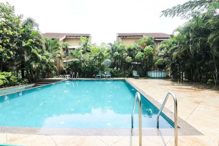 3 BHK Villa with Pool in South Goa