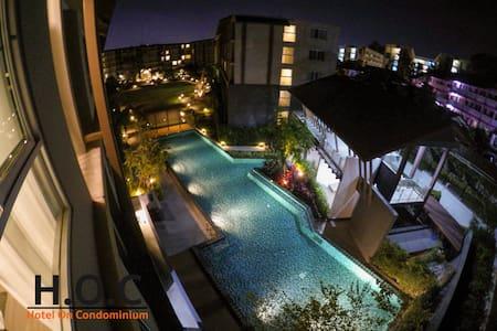 HOC1 Daily Apartment Chiang Mai CMU - Su Thep
