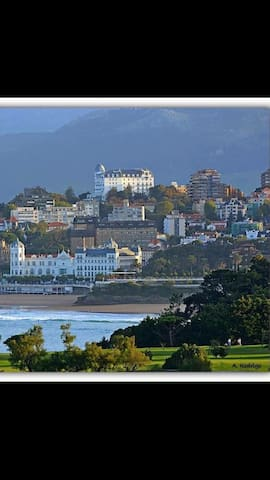 Apartamento-Playa Sardinero - Santander - Apartamento