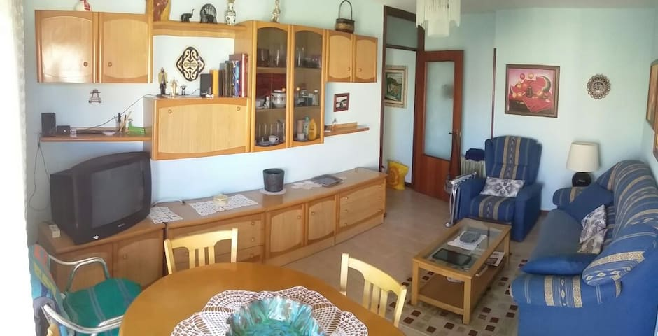 Apartment near the beach with 2 bedrooms + parking - Laredo - Appartement