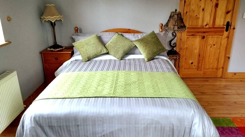Donegal Bay View Ground floor room sleeps 2 or 3