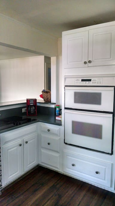 Will Campbell kitchen