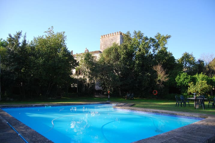Finca con piscina para 2 hasta 20 Personas - Inca - Bed & Breakfast