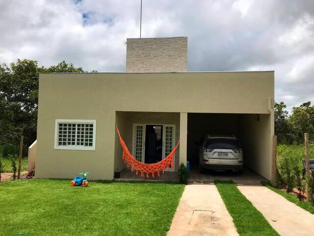 Casa em Rio Quente próximo ao hotpark