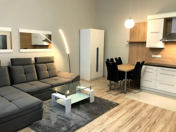 Bervia Apartman, Szombathely belváros