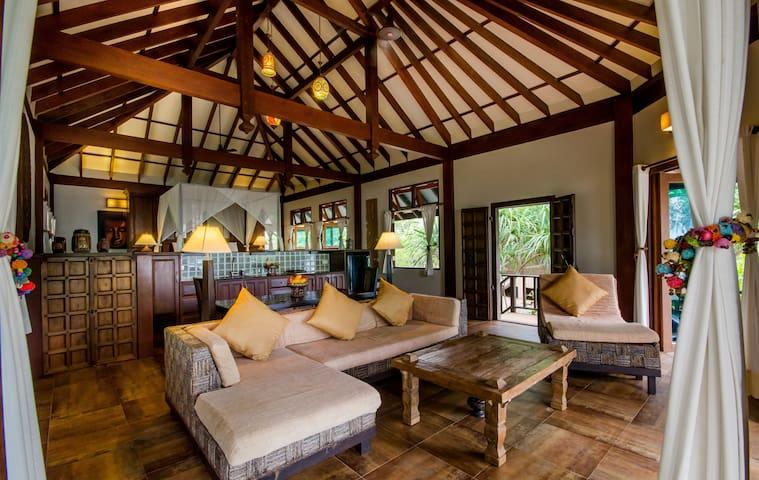 Calming 1 BR Pool Villa in Krabi!