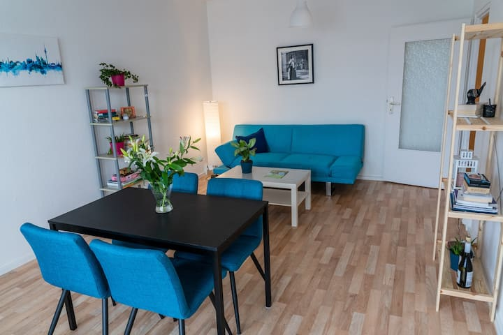 Spacious flat in the heart of Berlin