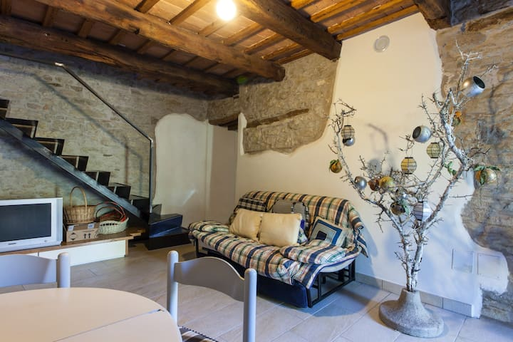 Appartamento in collina - Pieve di Rivoschio - Apartment