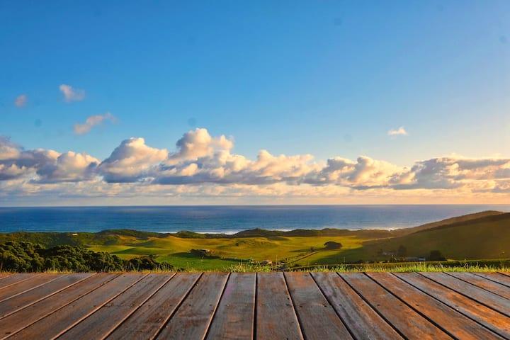 Johanna Beach Ocean Views, 100 Acres, Eco-Friendly
