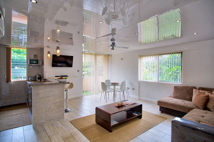 Eshae Living - Newly Refurbished Modern Apartment - Ocho Rios - Huoneisto