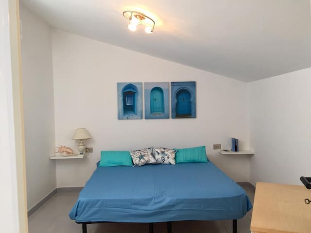 Great Attic 150 metres from the sea