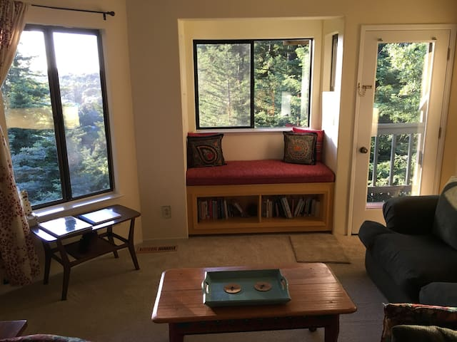 Beautiful Canyon Views, private space in Soquel