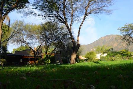 Casa de campo con pileta en La Rioja - La Rioja - Pousada