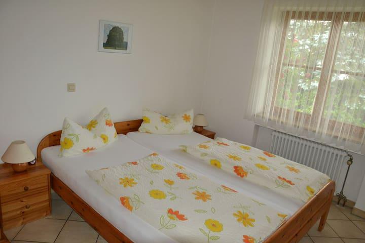 Ferienhaus Behler, (Kressbronn), Ferienwohnung 2, 45qm, 1 Schlafzimmer, max. 2 Personen