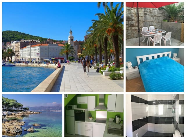 Apartment Sylviei - Split - Casa