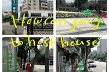 1 minute HyochangPark station line6