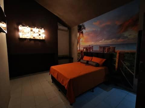 Acogedora y hermosa habitación Amatitlán