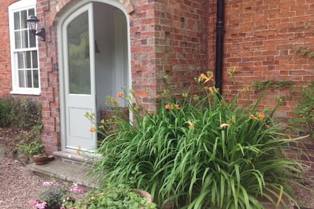 Delightful Apartment in Manor House - Bag Enderby - Casa